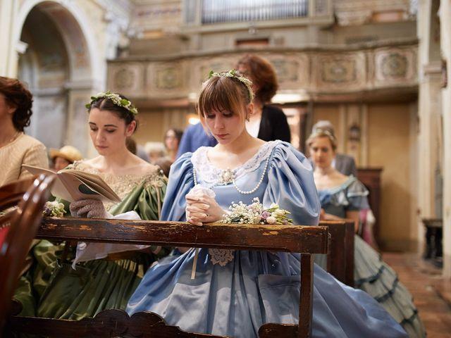 Il matrimonio di Eduardo e Camilla a Giussago, Pavia 23