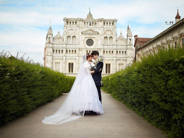 Il matrimonio di Eduardo e Camilla a Giussago, Pavia 27