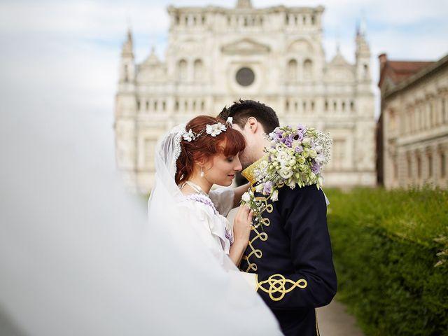 Il matrimonio di Eduardo e Camilla a Giussago, Pavia 29