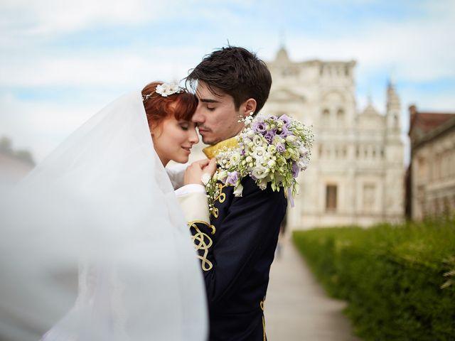 Il matrimonio di Eduardo e Camilla a Giussago, Pavia 31
