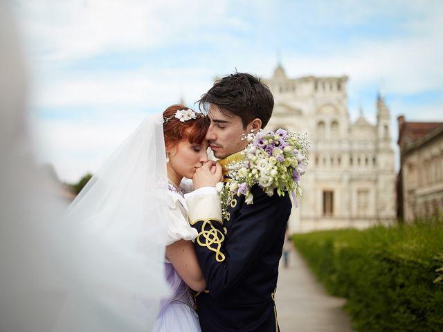 Le nozze di Camilla e Eduardo