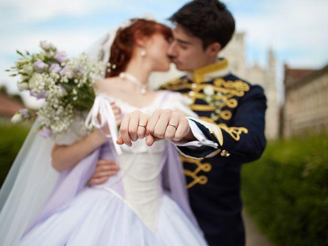 Il matrimonio di Eduardo e Camilla a Giussago, Pavia 33