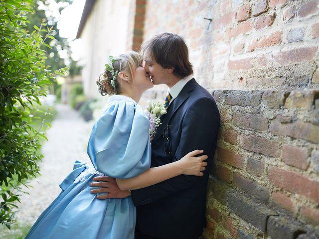 Il matrimonio di Eduardo e Camilla a Giussago, Pavia 45