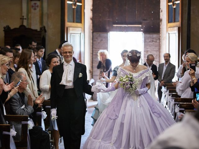 Il matrimonio di Eduardo e Camilla a Giussago, Pavia 55