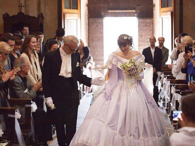 Il matrimonio di Eduardo e Camilla a Giussago, Pavia 56