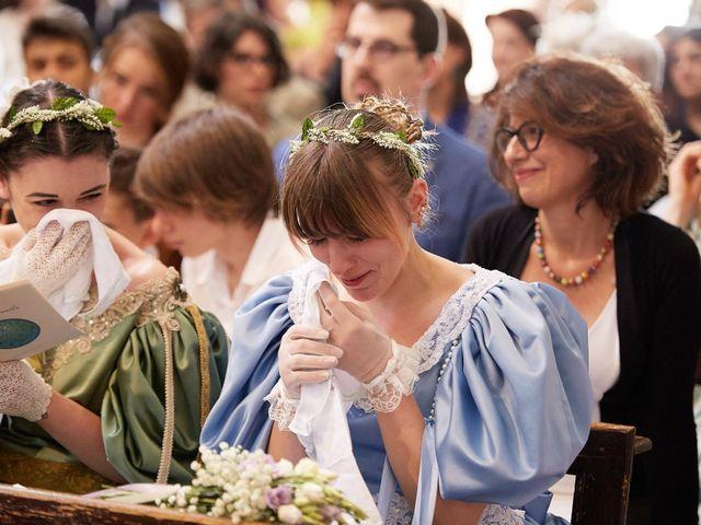 Il matrimonio di Eduardo e Camilla a Giussago, Pavia 60