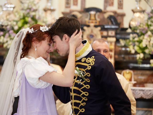 Il matrimonio di Eduardo e Camilla a Giussago, Pavia 63