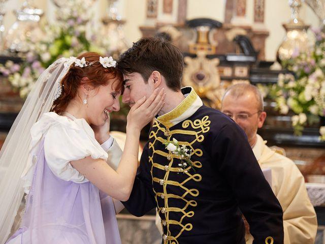 Il matrimonio di Eduardo e Camilla a Giussago, Pavia 64