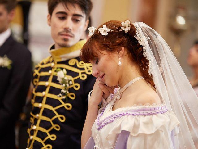 Il matrimonio di Eduardo e Camilla a Giussago, Pavia 65