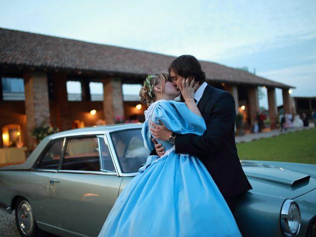 Il matrimonio di Eduardo e Camilla a Giussago, Pavia 70