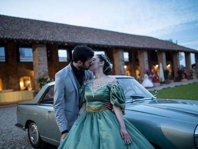Il matrimonio di Eduardo e Camilla a Giussago, Pavia 72