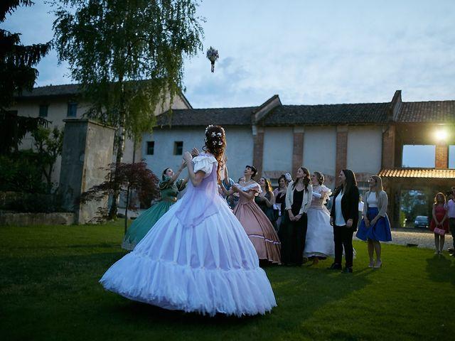 Il matrimonio di Eduardo e Camilla a Giussago, Pavia 73