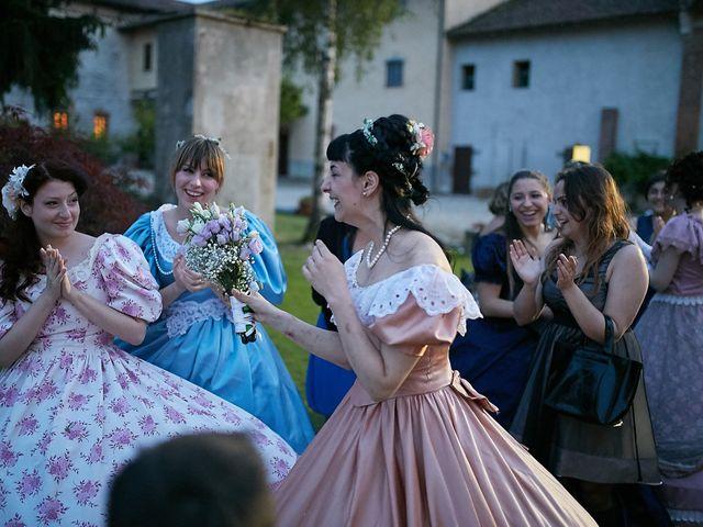Il matrimonio di Eduardo e Camilla a Giussago, Pavia 74