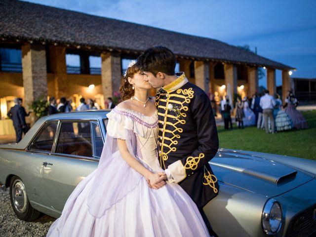 Il matrimonio di Eduardo e Camilla a Giussago, Pavia 76