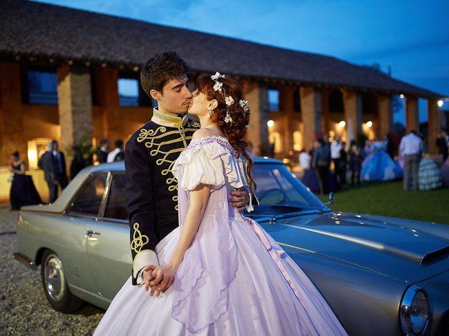 Il matrimonio di Eduardo e Camilla a Giussago, Pavia 77