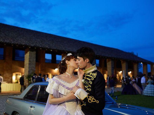 Il matrimonio di Eduardo e Camilla a Giussago, Pavia 79
