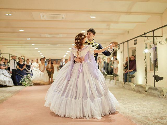 Il matrimonio di Eduardo e Camilla a Giussago, Pavia 81