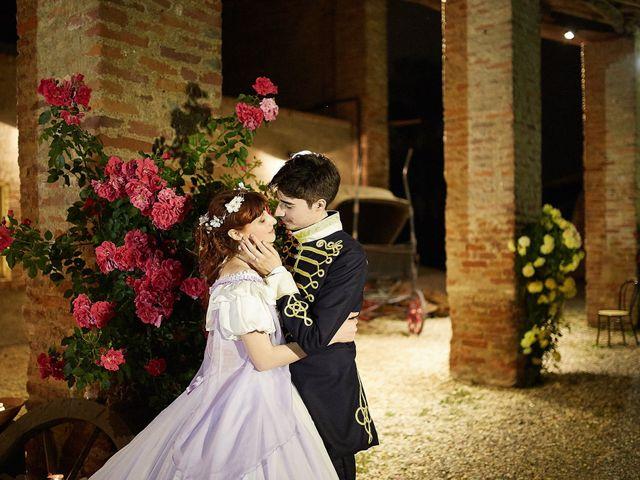 Il matrimonio di Eduardo e Camilla a Giussago, Pavia 97