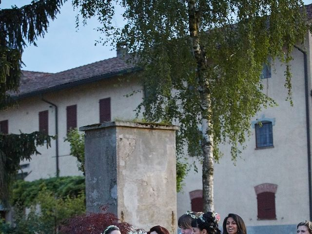 Il matrimonio di Eduardo e Camilla a Giussago, Pavia 100