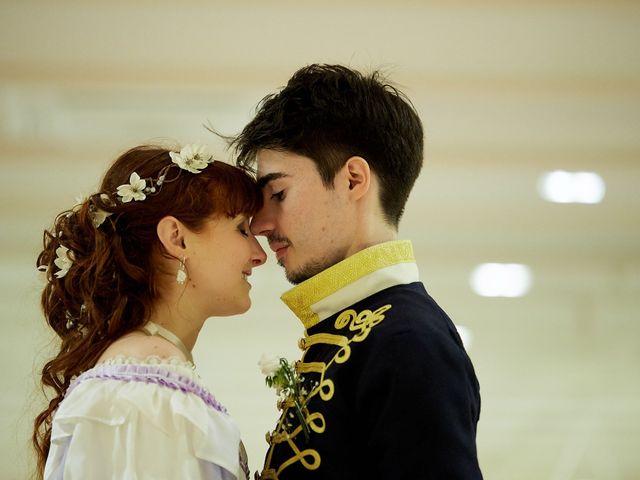 Il matrimonio di Eduardo e Camilla a Giussago, Pavia 101
