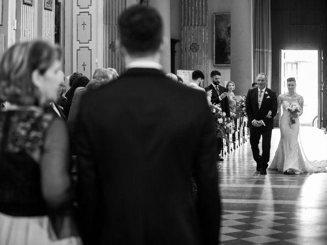 Il matrimonio di Matteo e Verdiana a Rocca di Papa, Roma 33