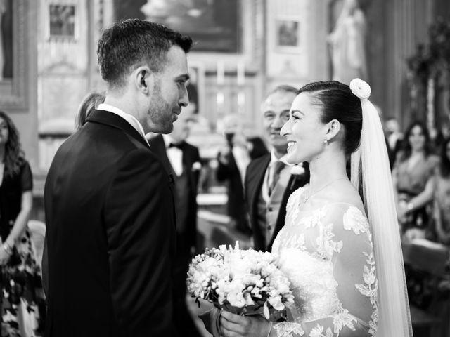 Il matrimonio di Matteo e Verdiana a Rocca di Papa, Roma 35