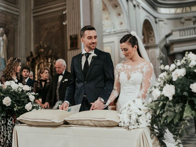 Il matrimonio di Matteo e Verdiana a Rocca di Papa, Roma 36