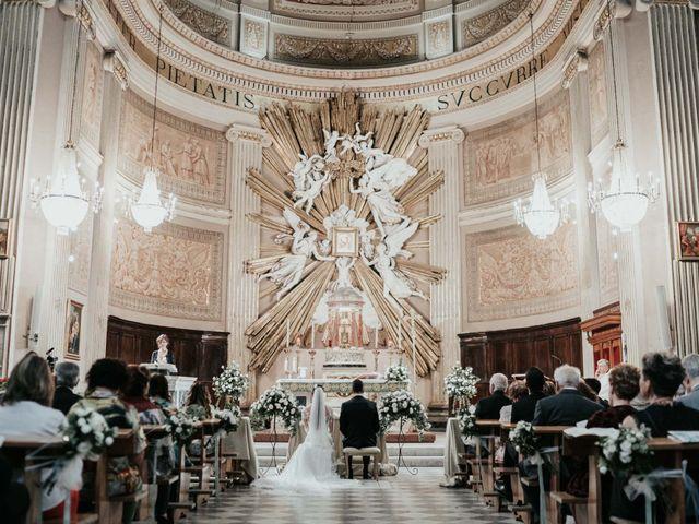 Il matrimonio di Matteo e Verdiana a Rocca di Papa, Roma 37