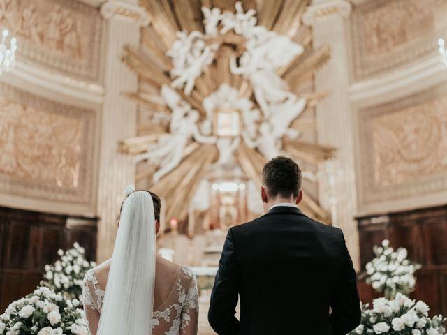 Il matrimonio di Matteo e Verdiana a Rocca di Papa, Roma 38