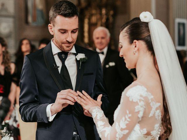 Il matrimonio di Matteo e Verdiana a Rocca di Papa, Roma 43