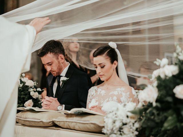 Il matrimonio di Matteo e Verdiana a Rocca di Papa, Roma 44