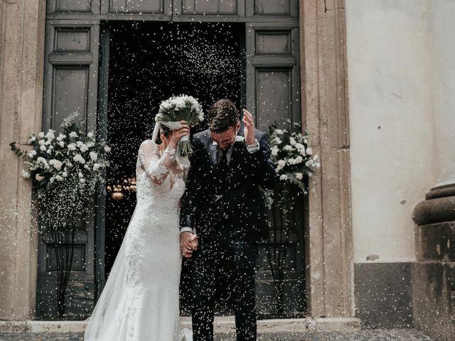 Il matrimonio di Matteo e Verdiana a Rocca di Papa, Roma 46