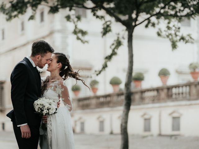Il matrimonio di Matteo e Verdiana a Rocca di Papa, Roma 1