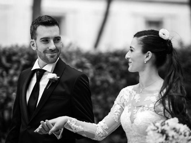 Il matrimonio di Matteo e Verdiana a Rocca di Papa, Roma 47