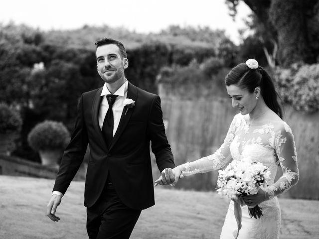Il matrimonio di Matteo e Verdiana a Rocca di Papa, Roma 49