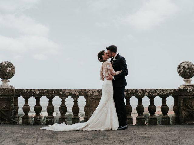 Il matrimonio di Matteo e Verdiana a Rocca di Papa, Roma 53
