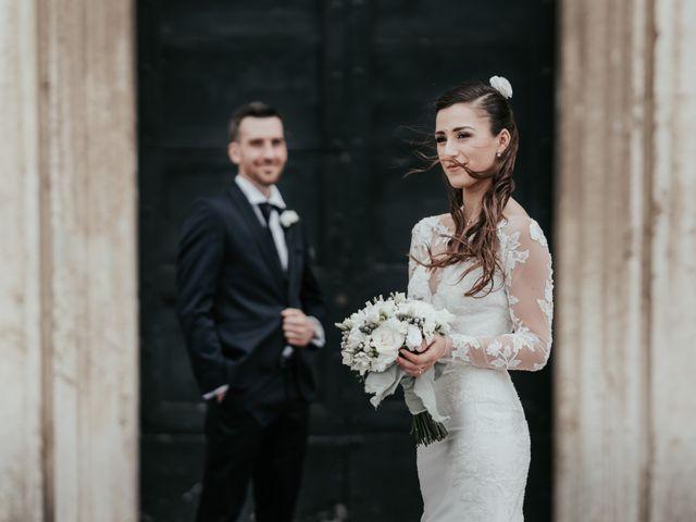 Il matrimonio di Matteo e Verdiana a Rocca di Papa, Roma 56