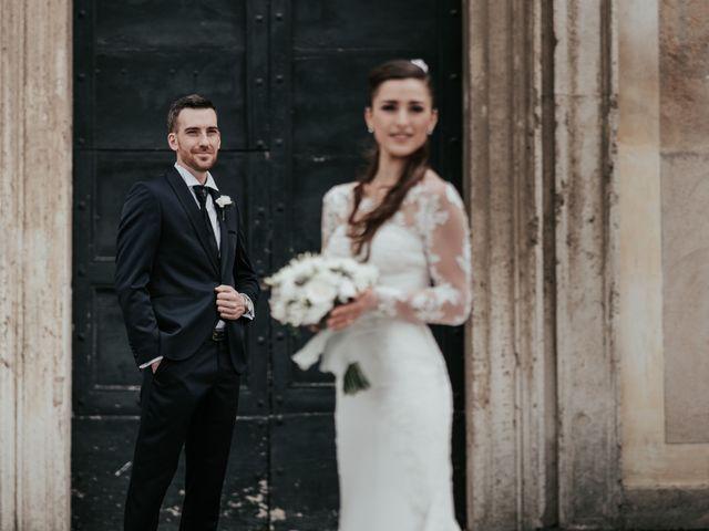Il matrimonio di Matteo e Verdiana a Rocca di Papa, Roma 57