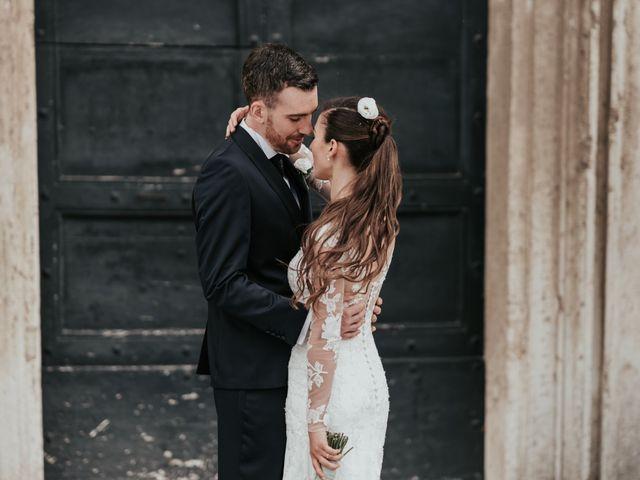 Il matrimonio di Matteo e Verdiana a Rocca di Papa, Roma 58