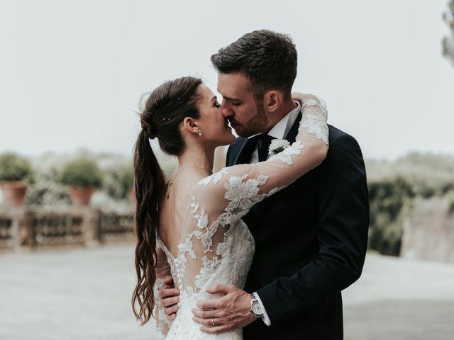 Il matrimonio di Matteo e Verdiana a Rocca di Papa, Roma 60