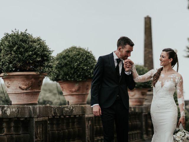 Il matrimonio di Matteo e Verdiana a Rocca di Papa, Roma 61