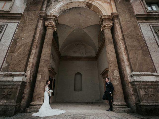 Il matrimonio di Matteo e Verdiana a Rocca di Papa, Roma 77