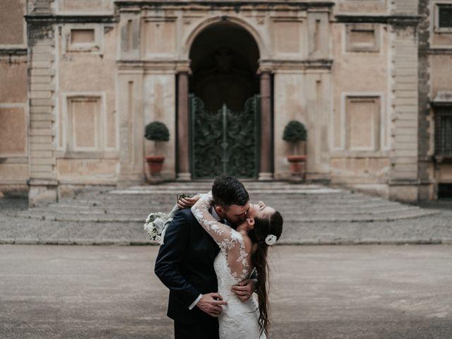 Il matrimonio di Matteo e Verdiana a Rocca di Papa, Roma 78