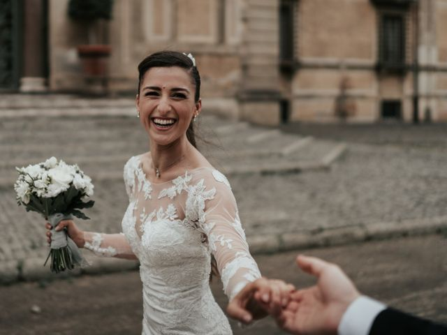 Il matrimonio di Matteo e Verdiana a Rocca di Papa, Roma 79