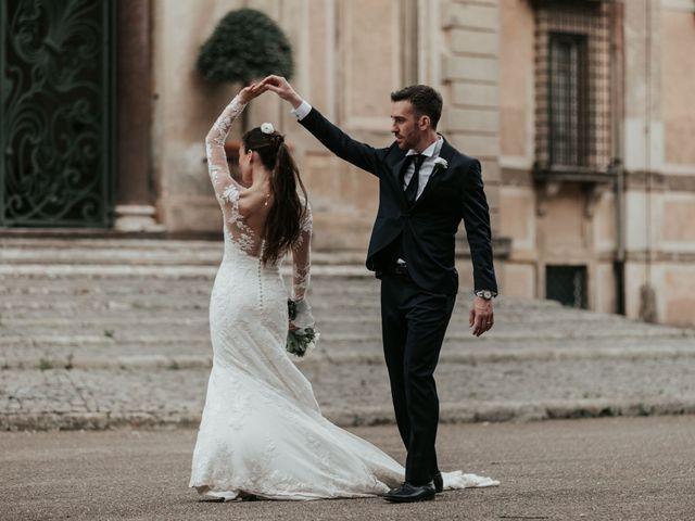 Il matrimonio di Matteo e Verdiana a Rocca di Papa, Roma 81