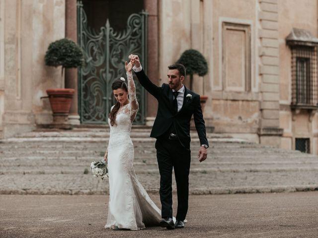 Il matrimonio di Matteo e Verdiana a Rocca di Papa, Roma 82