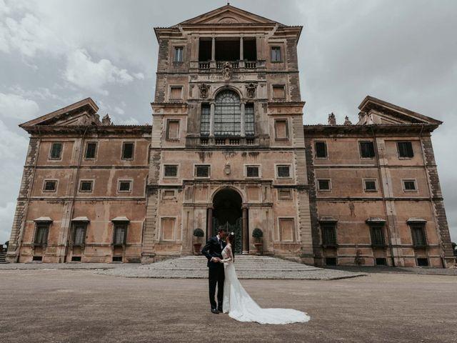 Il matrimonio di Matteo e Verdiana a Rocca di Papa, Roma 83