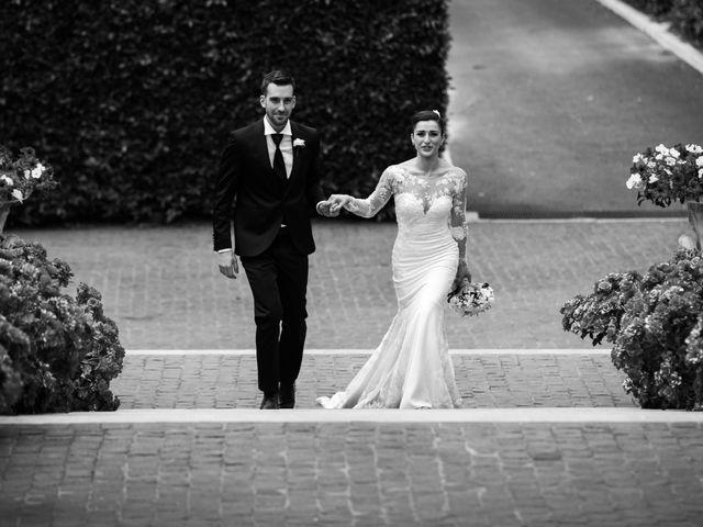 Il matrimonio di Matteo e Verdiana a Rocca di Papa, Roma 84