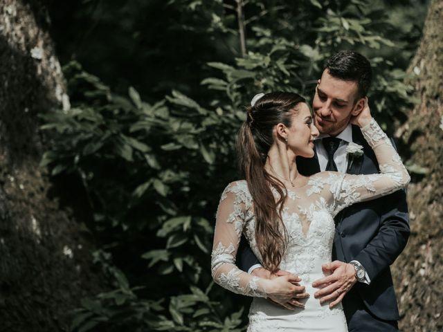 Il matrimonio di Matteo e Verdiana a Rocca di Papa, Roma 87