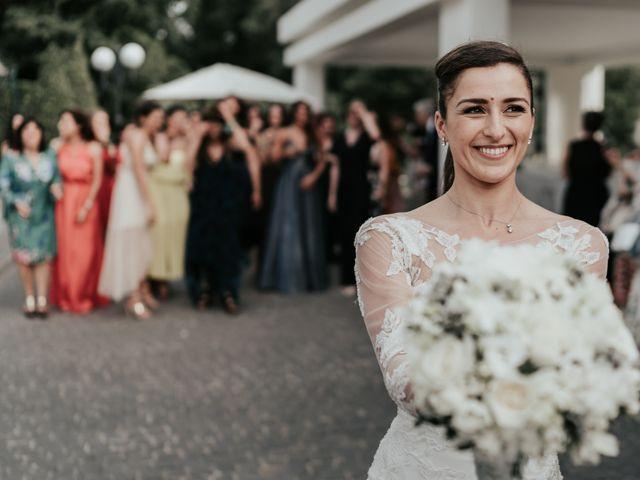 Il matrimonio di Matteo e Verdiana a Rocca di Papa, Roma 101